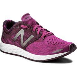 Buty do biegania damskie: Buty NEW BALANCE - WZANTPN3 Fioletowy