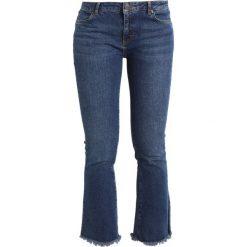 Boyfriendy damskie: 2ndOne JANELLE Jeansy Bootcut blue mount
