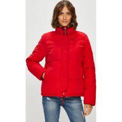 Lee - Kurtka. Czerwone kurtki damskie pikowane Lee, l, z materiału. Za 559,90 zł.