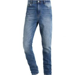 Jeansy męskie regular: Brooklyn's Own by Rocawear Jeansy Relaxed Fit mid blue denim