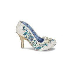Czółenka Irregular Choice  PEARLY GIRLY. Białe buty ślubne damskie Irregular Choice. Za 314,30 zł.