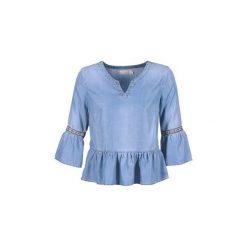 Bluzki Cream  GRY DENM. Niebieskie bluzki damskie Cream. Za 279,20 zł.