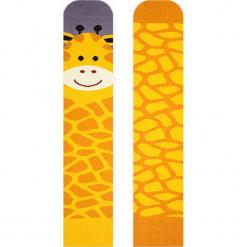 Nanushki - Skarpety Gigi Giraffe. Białe skarpetki męskie marki Nanushki, z bawełny. Za 24,90 zł.