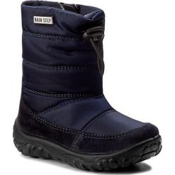 Buty zimowe chłopięce: Śniegowce NATURINO – Falcotto By Naturino 0013001202.01.9101 Bleu