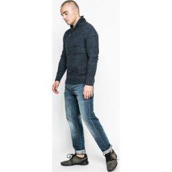 Medicine - Sweter Lord and Master. Szare swetry klasyczne męskie marki MEDICINE, l, z bawełny. W wyprzedaży za 79,90 zł.