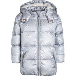 Next PADDED JACKET Płaszcz zimowy silver. Szare kurtki chłopięce przeciwdeszczowe Next, na zimę, z materiału. W wyprzedaży za 167,20 zł.