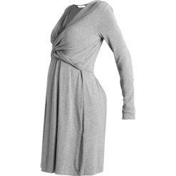 Sukienki hiszpanki: bellybutton ALINA  Sukienka z dżerseju middle grey
