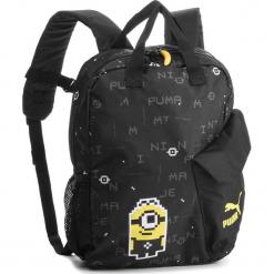 Plecak PUMA - Minions Backpack 075455 01 Puma Black. Czarne plecaki męskie Puma, z materiału, sportowe. W wyprzedaży za 109,00 zł.