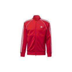 Bluzy dresowe adidas  Bluza dresowa SST. Czerwone bejsbolówki męskie Adidas, m, z dresówki. Za 329,00 zł.