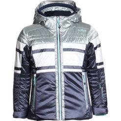 CMP SNAPS  Kurtka snowboardowa navy. Niebieskie kurtki dziewczęce sportowe CMP, z materiału, narciarskie. W wyprzedaży za 503,20 zł.