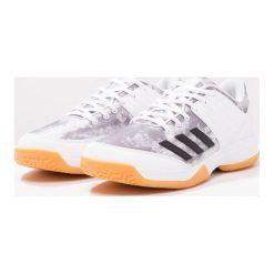 Buty damskie: adidas Performance LIGRA 5 Obuwie do siatkówki white/silver metallic