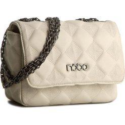 Torebka NOBO - NBAG-C1040-C015 Beżowy. Brązowe listonoszki damskie marki Nobo, ze skóry ekologicznej. W wyprzedaży za 129,00 zł.