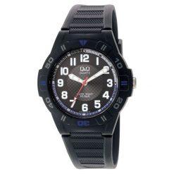 Biżuteria i zegarki męskie: Zegarek Q&Q Męski GW36-003