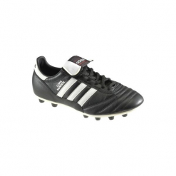 Buty do piłki nożnej Copa Mundial FG korki. Czarne buty skate męskie marki Adidas, ze skóry, do piłki nożnej. Za 389,99 zł.
