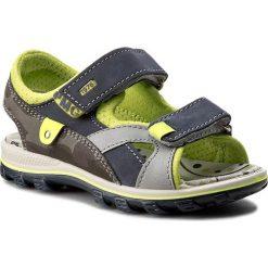 Sandały PRIMIGI - 7662200 M Azzu. Niebieskie sandały męskie skórzane marki Primigi. W wyprzedaży za 149,00 zł.