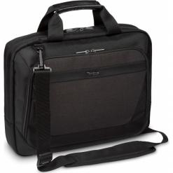 "Targus City Smart 13-14"" czarno-szara. Czarne torby na laptopa Targus. Za 149,00 zł."