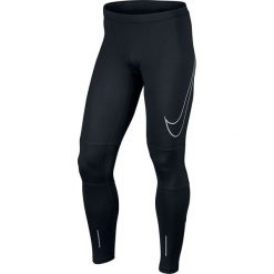 Legginsy sportowe damskie: Nike Legginsy Men's NK Power Essential Running Tight czarne r. XL (828664 010)