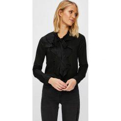 Only - Koszula. Szare koszule damskie marki ONLY, s, z bawełny, casualowe, z okrągłym kołnierzem. Za 119,90 zł.