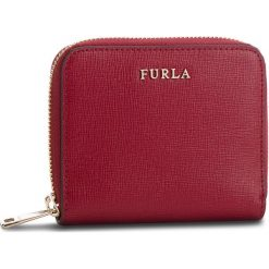 Mały Portfel Damski FURLA - Babylon 979026 P PR84 B30 Ciliegia d. Czerwone portfele damskie Furla, ze skóry. Za 505,00 zł.