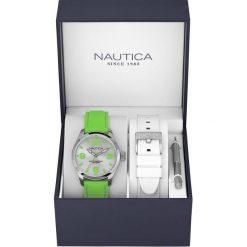 Zegarek Nautica Damski A11629M BFD 102 Mid Box Set zielony. Zielone zegarki damskie Nautica. Za 356,61 zł.