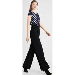 Bluzki asymetryczne: Dorothy Perkins Tall SPOT SHELL Bluzka navy