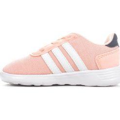 Buciki niemowlęce: Adidas Buty dziecięce Lite Racer INF pomarańczowe r. 23 (DB1908)