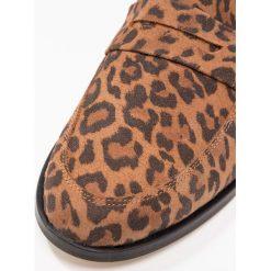 Buty damskie: ANGULUS Półbuty wsuwane brown