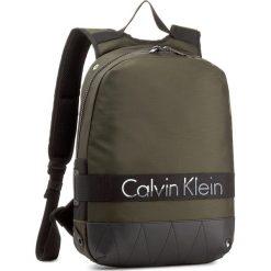 Plecak CALVIN KLEIN BLACK LABEL - Madox Backpack K50K502293 315. Czarne plecaki męskie marki Calvin Klein Black Label, z materiału. W wyprzedaży za 379,00 zł.