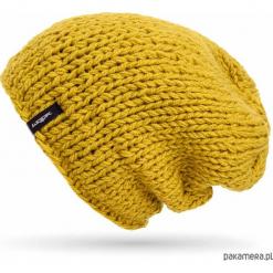 Handmade Czapka Krasnal | KOURA BEANIE. Pomarańczowe czapki zimowe damskie Pakamera. Za 130,00 zł.