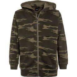 LMTD NITSOUL LOOSE FIT HOOD Bluza rozpinana deep lichen green. Brązowe bluzy dziewczęce LMTD, z bawełny. W wyprzedaży za 129,35 zł.