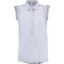 Bluzki asymetryczne: Teddy Smith CORANA  Bluzka bleu gris