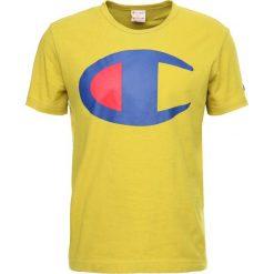 T-shirty męskie z nadrukiem: Champion Reverse Weave CLASSIC APPLIQUÉ TEE Tshirt z nadrukiem wax