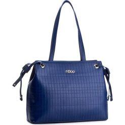Torebka NOBO - NBAG-D1970-C013 Granatowy. Niebieskie torebki klasyczne damskie Nobo, ze skóry ekologicznej. W wyprzedaży za 139,00 zł.