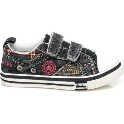 Buty dziecięce: Jeansowe trampki dla chłopca dziecięce