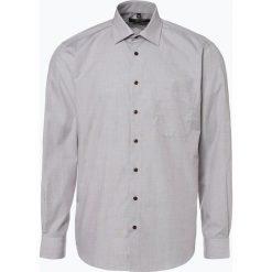 Andrew James - Koszula męska łatwa w prasowaniu, beżowy. Brązowe koszule męskie non-iron marki FORCLAZ, m, z materiału, z długim rękawem. Za 129,95 zł.