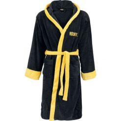 Rocky Italian Stallion Szlafrok czarny. Czarne szlafroki kimona damskie Rocky, z materiału. Za 154,90 zł.