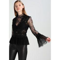 Bluzki asymetryczne: Bardot FRANCESCA Bluzka black