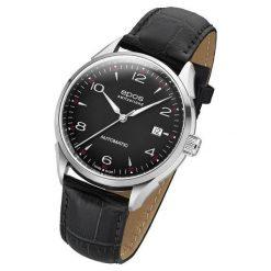 ZEGAREK EPOS Originale 3427.130.20.55.25. Czarne zegarki męskie EPOS, ze stali. Za 4700,00 zł.