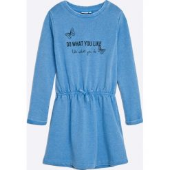 Sukienki dziewczęce dzianinowe: Name it – Sukienka dziecięca 98-164 cm
