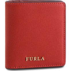 Mały Portfel Damski FURLA - Babylon 1000226 P PR74 B30 Vermiglio f. Czerwone portfele damskie Furla, ze skóry. Za 415,00 zł.