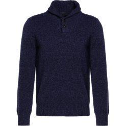 Swetry klasyczne męskie: J.CREW SLIM FIT Sweter marled indigo