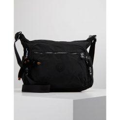 Kipling GABBIE Torba na ramię black. Czarne torebki klasyczne damskie Kipling. Za 419,00 zł.