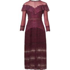 Długie sukienki: Three Floor Długa sukienka grape