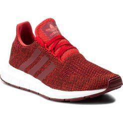 Buty adidas - Swift Run CG4117 Red/Cburgu/Ftwwht. Czerwone buty sportowe męskie Adidas, z materiału. W wyprzedaży za 259,00 zł.