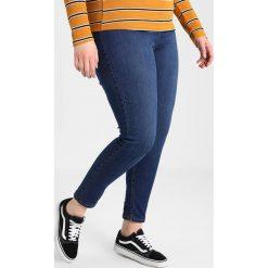 New Look Curves SUPER SOFT FUSCIA RINSE Jeans Skinny Fit indigo. Niebieskie jeansy damskie New Look Curves. Za 129,00 zł.