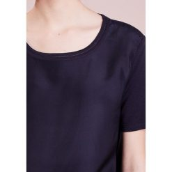 Bluzki asymetryczne: WEEKEND MaxMara HOLLY Tshirt basic blu marino