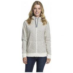 Roxy Bluza Polarowa Chocolatero wdv6 M. Białe bluzy polarowe marki Roxy, l, z nadrukiem. W wyprzedaży za 299,00 zł.
