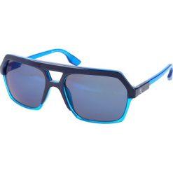 """Okulary przeciwsłoneczne damskie aviatory: Okulary przeciwsłoneczne """"0046/S G1K/XT"""" w kolorze niebieskim"""