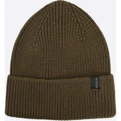 Medicine - Czapka Academic Scout. Brązowe czapki zimowe męskie MEDICINE, na zimę, z bawełny. W wyprzedaży za 14,90 zł.