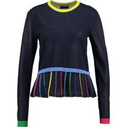 Swetry klasyczne damskie: 2nd Day DANA Sweter dark night
